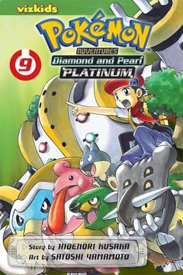 Pokemon Adventures: Diamond and Pearl/Platinum, Vol. 9 - Pokemon 9 (Paperback)