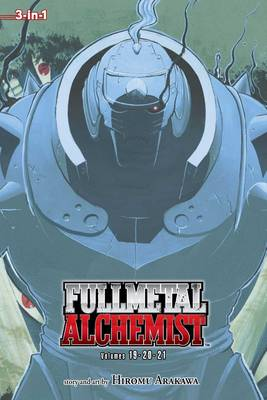 Fullmetal Alchemist (3-in-1 Edition), Vol. 7: Includes vols. 19, 20 & 21 - Fullmetal Alchemist (3-in-1 Edition) 7 (Paperback)