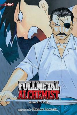 Fullmetal Alchemist (3-in-1 Edition), Vol. 8: Includes Vols. 22, 23 & 24 - Fullmetal Alchemist (3-in-1 Edition) 8 (Paperback)