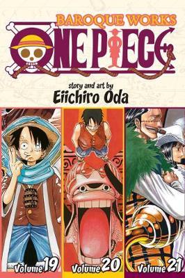 One Piece: Baroque Works 19-20-21, Vol. 7 (Omnibus Edition) - One Piece (Omnibus Edition) 7 (Paperback)