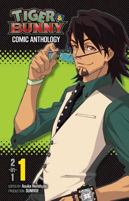 Tiger & Bunny Comic Anthology, Vol. 1 - Tiger & Bunny Comic Anthology 1 (Paperback)