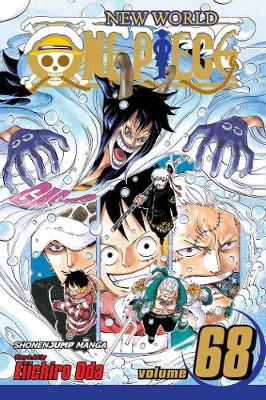 One Piece, Vol. 68 - One Piece 68 (Paperback)