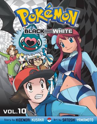 Pokemon Black and White, Vol. 10 - Pokemon 10 (Paperback)
