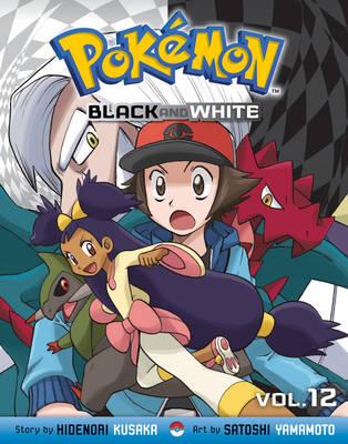 Pokemon Black and White, Vol. 12 - Pokemon 12 (Paperback)