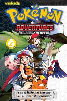 Pokemon Adventures: Black and White, Vol. 2 - Pokemon Adventures: Black and White 2 (Paperback)