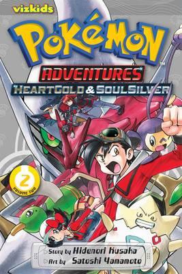 Pokemon Adventures: Heart Gold Soul Silver, Vol. 2 - Pokemon 2 (Paperback)