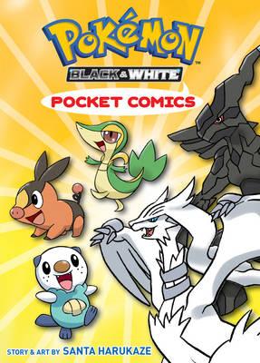 Pokemon Pocket Comics: Black & White - Pokemon Pocket Comics 1 (Paperback)