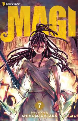 Magi: The Labyrinth of Magic, Vol. 1 - Magi 1 (Paperback)