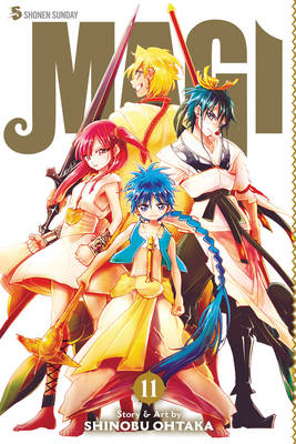 Magi: The Labyrinth of Magic, Vol. 1 - Magi 1 (Paperback)