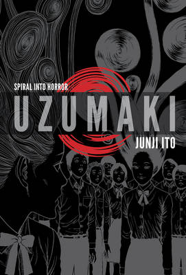 Uzumaki (3-in-1, Deluxe Edition): Includes vols. 1, 2 & 3 - Uzumaki (Hardback)