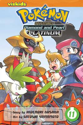 Pokemon Adventures: Diamond and Pearl/Platinum, Vol. 8 - Pokemon 8 (Paperback)