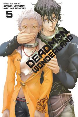 Deadman Wonderland, Vol. 5 - Deadman Wonderland 5 (Paperback)