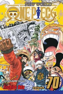 One Piece, Vol. 70 - One Piece 70 (Paperback)