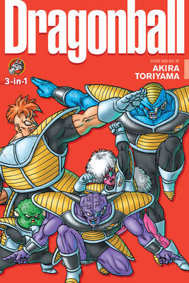 Dragon Ball (3-in-1 Edition), Vol. 8: Includes Volumes 22, 23 & 24 - Dragon Ball (3-in-1 Edition) 8 (Paperback)