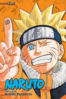 Naruto (3-in-1 Edition), Vol. 9: Includes Vols. 25, 26 & 27 - Naruto (3-in-1 Edition) 9 (Paperback)