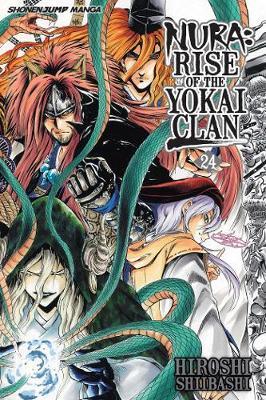 Nura: Rise of the Yokai Clan, Vol. 24 - Nura: Rise of the Yokai Clan 24 (Paperback)
