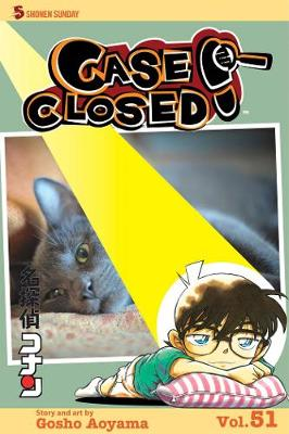 Case Closed, Vol. 51 - Case Closed 51 (Paperback)