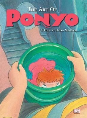 The Art of Ponyo - The Art of Ponyo (Hardback)