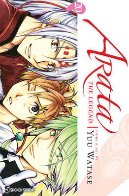 Arata: The Legend, Vol. 20 - Arata: The Legend 20 (Paperback)