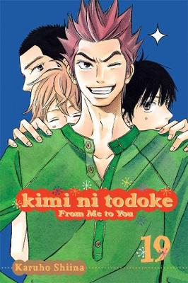 Kimi ni Todoke: From Me to You, Vol. 22 - KIMI NI TODOKE 22 (Paperback)