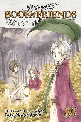 Natsume's Book of Friends, Vol. 16 - Natsume's Book of Friends 16 (Paperback)