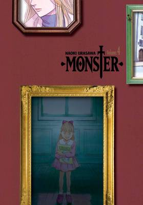 Monster, Vol. 4: The Perfect Edition - Monster 4 (Paperback)
