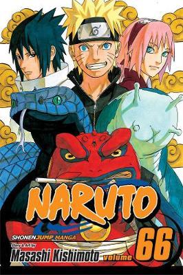 Naruto, Vol. 66 - Naruto 66 (Paperback)