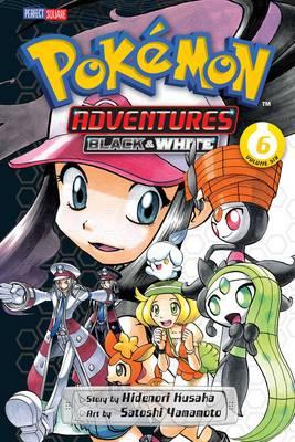 Pokemon Adventures: Black and White, Vol. 6 - Pokemon 6 (Paperback)