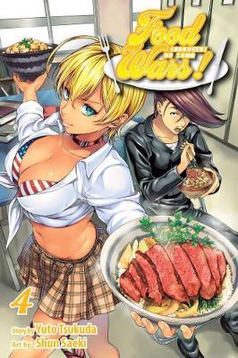 Food Wars!: Shokugeki no Soma, Vol. 4 - Food Wars!: Shokugeki no Soma 4 (Paperback)