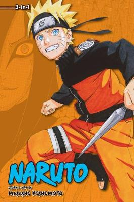 Naruto (3-in-1 Edition), Vol. 11: Includes Vols. 31, 32 & 33 - Naruto (3-in-1 Edition) 11 (Paperback)