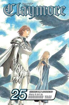 Claymore, Vol. 25 - Claymore 25 (Paperback)