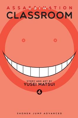 Assassination Classroom, Vol. 4 - Assassination Classroom 4 (Paperback)