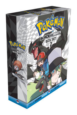 Pokemon Black and White Box Set 2: Includes Volumes 9-14 - Pokemon 2 (Paperback)