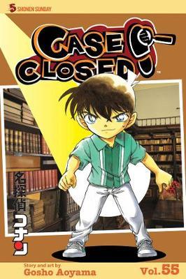 Case Closed, Vol. 55 - Case Closed 55 (Paperback)