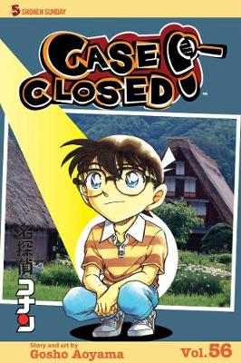 Case Closed, Vol. 56 - Case Closed 56 (Paperback)