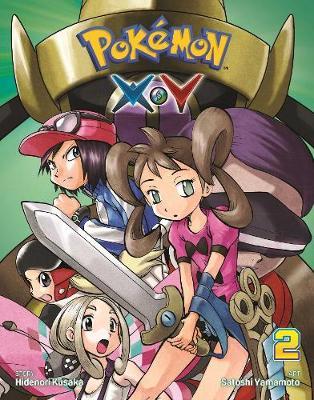Pokemon X*Y, Vol. 2 - Pokemon X*Y 2 (Paperback)
