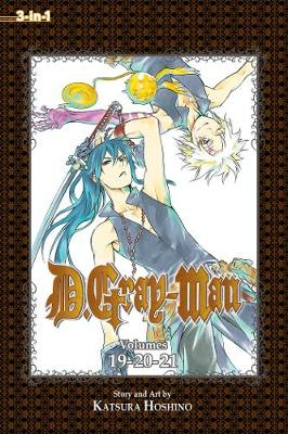 D.Gray-man (3-in-1 Edition), Vol. 7: Includes Vols. 19, 20, & 21 - D.Gray-man (3-in-1 Edition) 7 (Paperback)