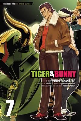 Tiger & Bunny, Vol. 7 - Tiger & Bunny 7 (Paperback)