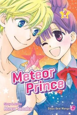 Meteor Prince, Vol. 2 - Meteor Prince 2 (Paperback)