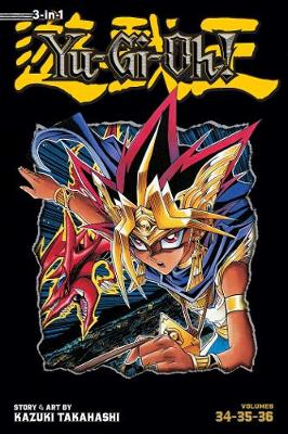 Yu-Gi-Oh! (3-in-1 Edition), Vol. 12: Includes Vols. 34, 35 & 36 - Yu-Gi-Oh! (3-in-1 Edition) 12 (Paperback)