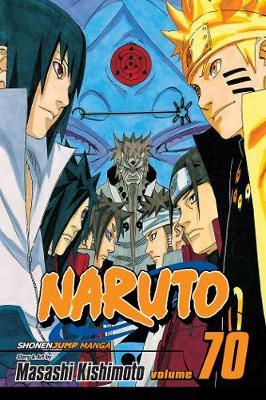 Naruto, Vol. 70 - Naruto 70 (Paperback)