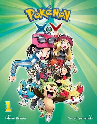 Pokemon X*Y, Vol. 1 - Pokemon 1 (Paperback)