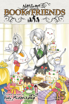 Natsume's Book of Friends, Vol. 18 - Natsume's Book of Friends 18 (Paperback)