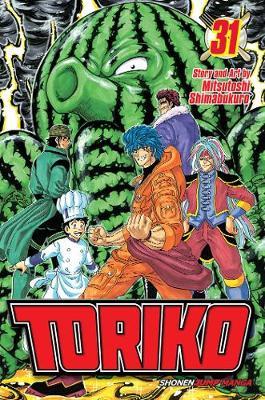 Toriko, Vol. 31: Hex Food World - Toriko 31 (Paperback)
