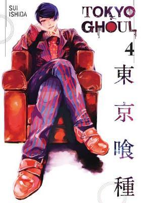 Tokyo Ghoul, Vol. 4 - Tokyo Ghoul 4 (Paperback)