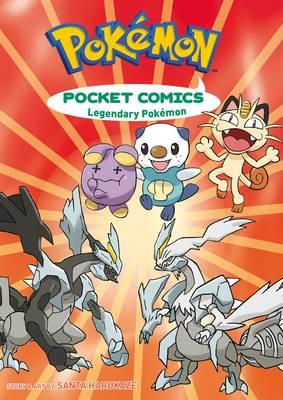 Pokemon Pocket Comics: Legendary Pokemon - Pokemon Pocket Comics 2 (Paperback)