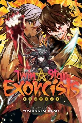 Twin Star Exorcists, Vol. 2: Onmyoji - Twin Star Exorcists 2 (Paperback)
