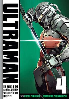 Ultraman, Vol. 4 - Ultraman 4 (Paperback)