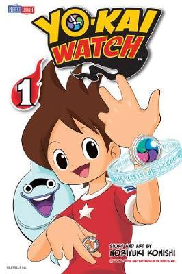 YO-KAI WATCH, Vol. 1 - Yo-kai Watch 1 (Paperback)