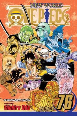One Piece, Vol. 76 - One Piece 76 (Paperback)